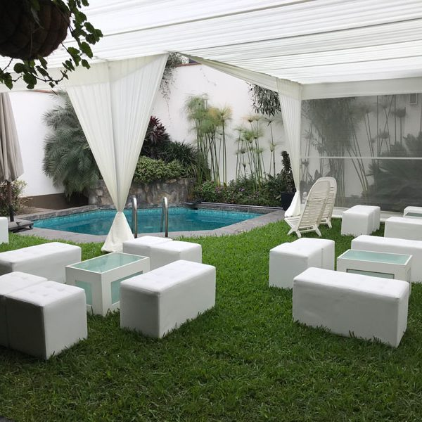 Toldo y Lounges